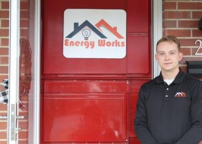 Energyworks staff